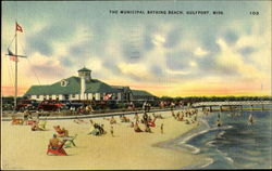 The Municipal Bathing Beach