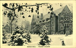 Riddle Hall-Wilson College