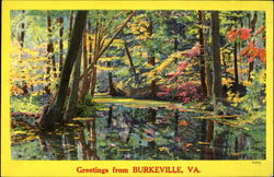 Greetings from Burkeville, VA