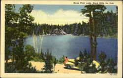Horse Thief Lake