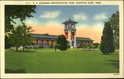 U.S. Veterans Administration Home