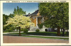 Barracks No. 1, U.S. Veterans Administration Home