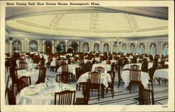 Main Dining Hall, New Ocean House
