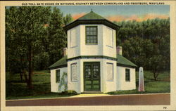 Old Toll Gate House