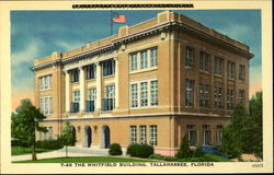 The Whitfield Building Postcard