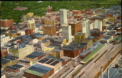 Aerial View of Birmingham, Ala. - 93