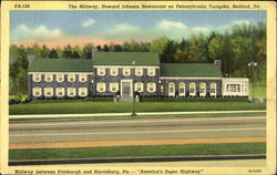The Midway, Howard Johnson Restaurant on Pennsylvania Turnpike