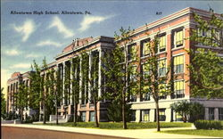 Allentown High School, Allentown, Pa