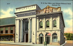 U.S. Post Office and Citizens National Bank