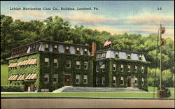 Lehigh Navigation Coal. Co., Building