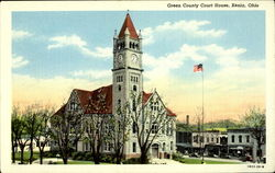Green County Court House