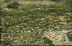 "Rapid City, ""In the Black Hills of South Dakota"" - 339"