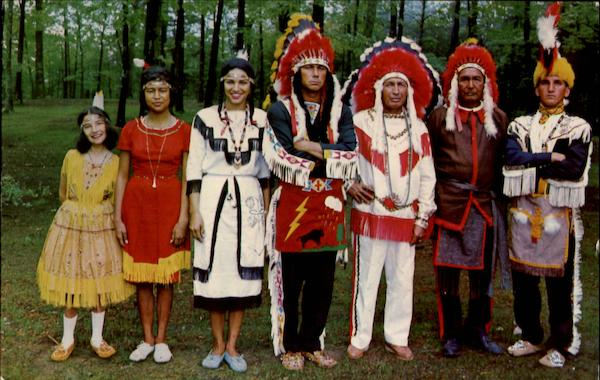Eastern Band of the Creek Indian Nation, Poarch-Hedapadea Land Grant Atmore Alabama