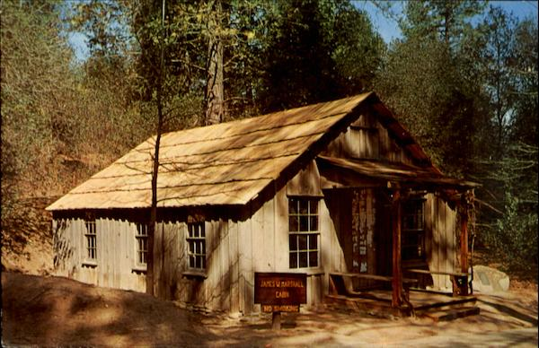 Marshall's Cabin California