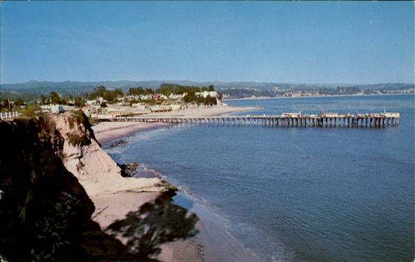 Capitoia-By-The-Sea Monteret Bay California