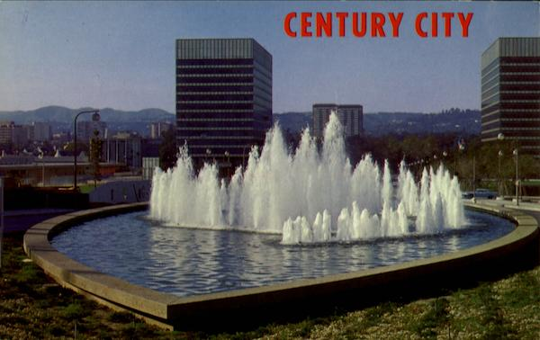 Century City Beverly Hills California