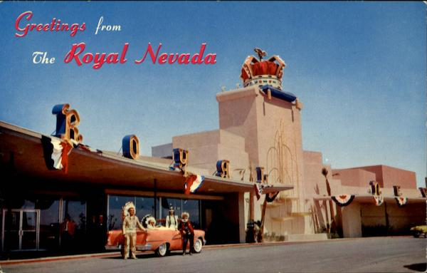 Royal Nevada Hotel Las Vegas