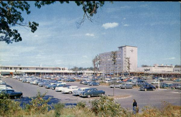 View of Cross County Shopping Center New York