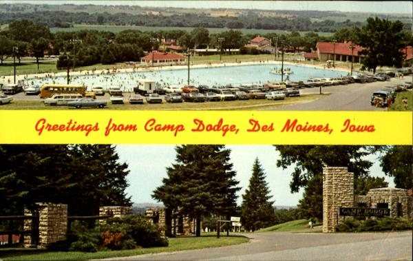 Camp Dodge Des Moines Iowa