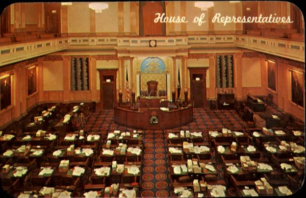 House of Representatives Lansing Michigan