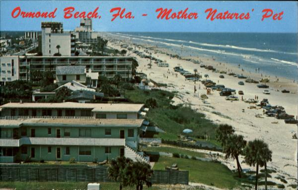 Osmond Beach, Fla - Mother Nature's Pet Ormond Beach Florida