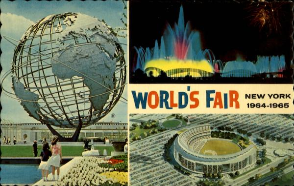 World's Fair New York 1964-1965
