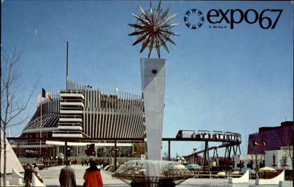 Expo '67 Montreal Canada Misc. Canada