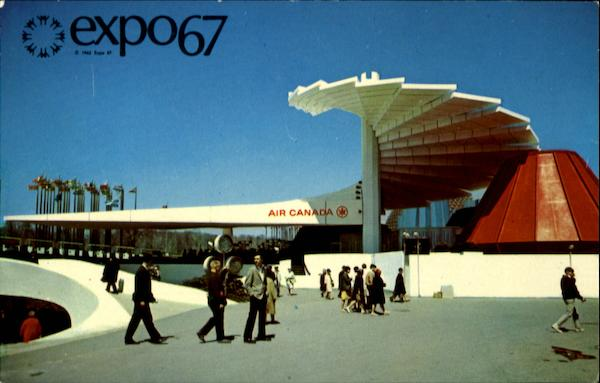 expo67 Montreal Canada Misc. Canada