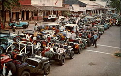 Annual Jeepers Jamboree - Starting Out, Main Street