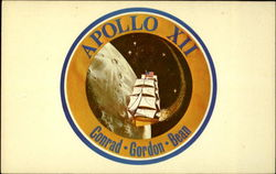 Apollo XII Shoulder Patch