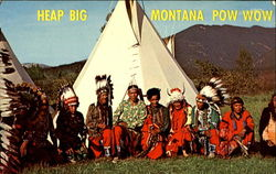 Heap Big Montana Pow Wow