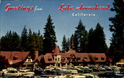 Greetings from Lake Arrowhead, California