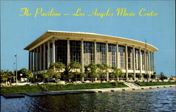 The Paviolion-Los Angeles Music Center