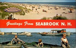 Greetings From Seabrook N.H
