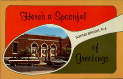 Here's a Spoonful of Greetings