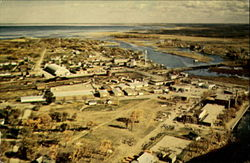 Aerial View of Warroad