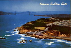 Famous Golden Gate