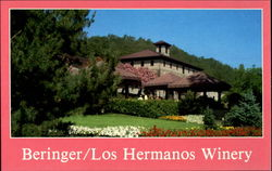 Beringer/Los Hermanos Winery