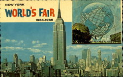New Yorl World's Fair 1964-1965