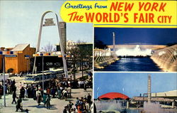 Greetings from the World's Fair City