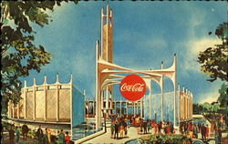 The Coca-Cola Pavilion