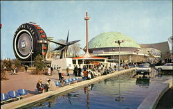 Transportation Area at the World's Fair, NYC
