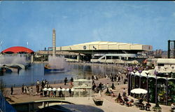 Industrial Area at New York World's Fair, NYC