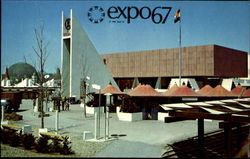 Expo '67 Pavilion of India