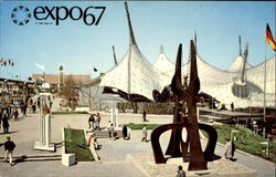 Expo 67 Pavilion of Federal Republic of Germany
