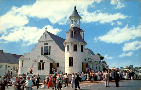 St. Margaret Church Old Orchard Beach Maine