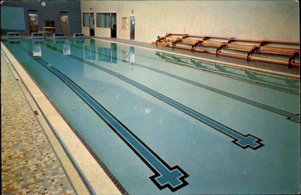 Y m c a swimming pool new bangor me for Public swimming pools locations maine