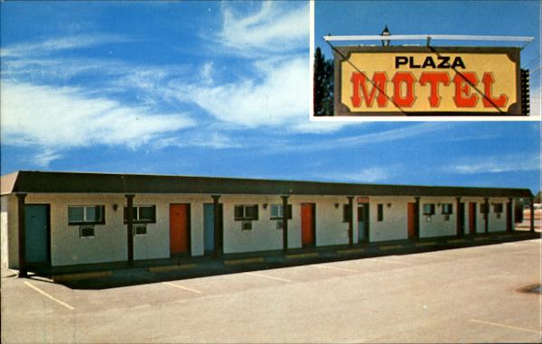 Plaza Motel Kissimmee Florida