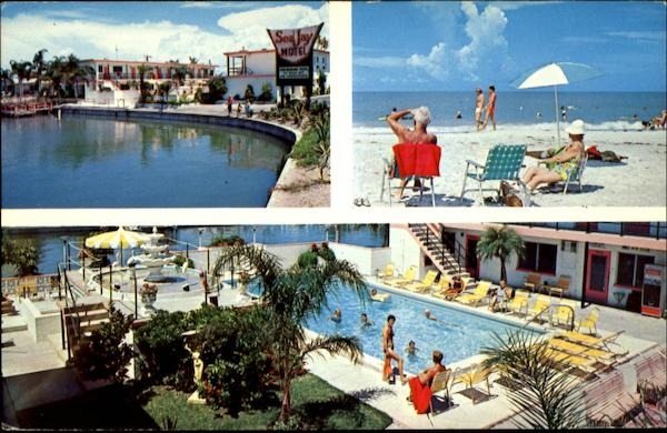 Sea jay motel treasure island fl for Fishing treasure island florida