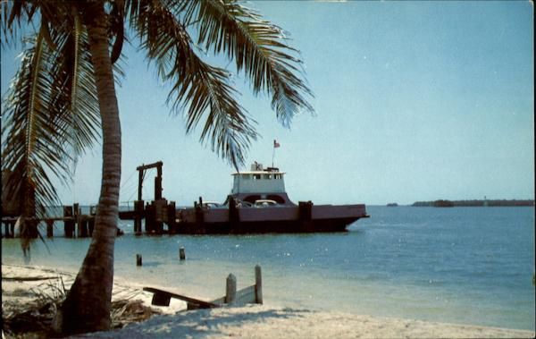 Sanibel Island Ferry Fort Myers Florida